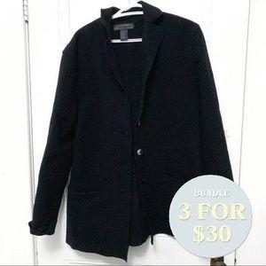 Herman Geist 100% wool overcoat large